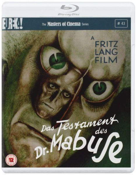 The Testament of Dr. Mabuse (Dual Format Edition)