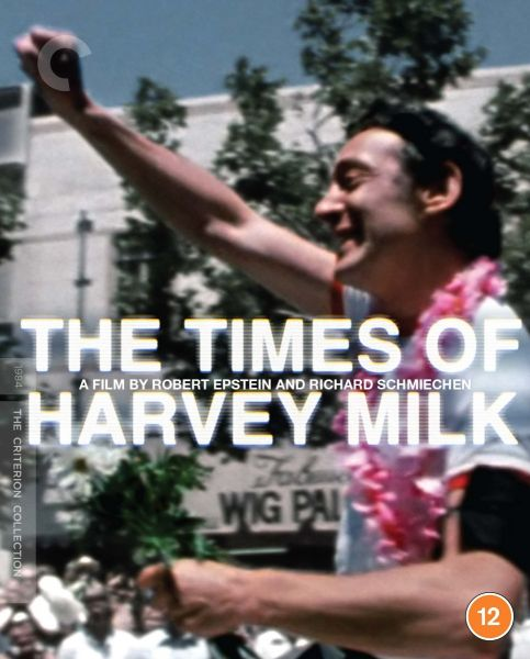 The Times of Harvey Milk (Blu-ray)