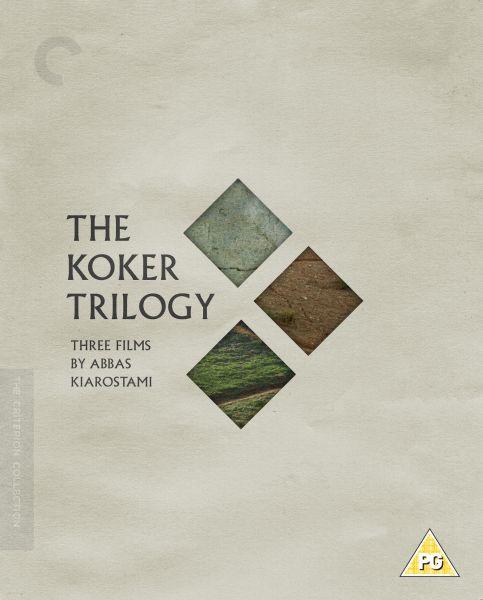 The Koker Trilogy (3-disc Blu-ray Set)