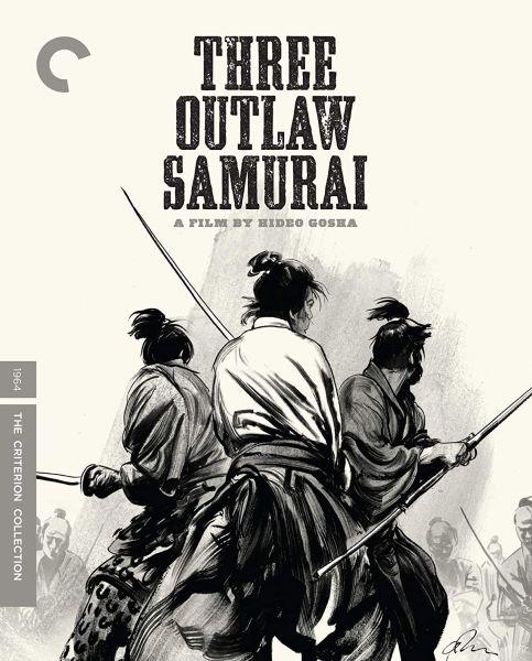 Three Outlaw Samurai (Blu-ray)