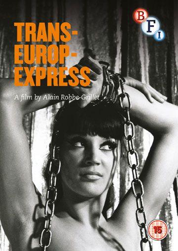 Trans-Europ Express (DVD)