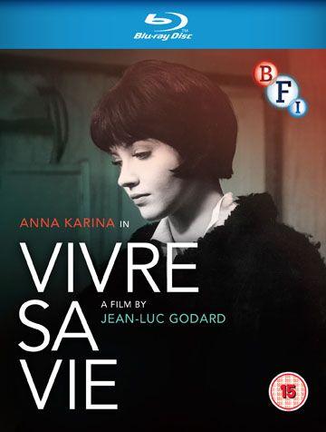 Vivre sa vie (Blu-ray)