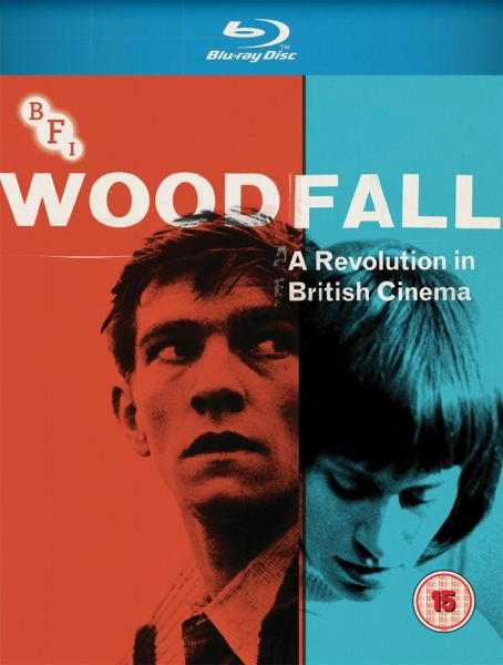 Woodfall: A Revolution in British Cinema (9-Blu-ray set) cover image