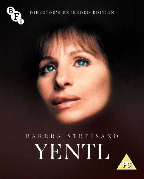 Yentl (2-disc Blu-ray / DVD set)