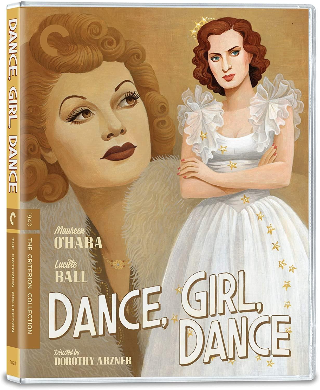 Buy PRE-ORDER Dance, Girl, Dance (Blu-ray)