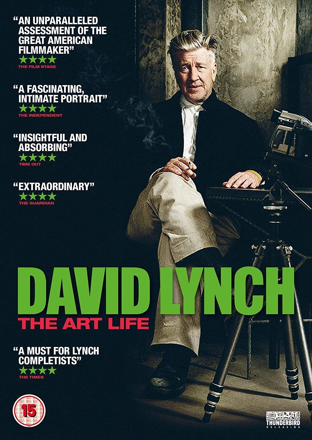 Buy David Lynch - The Art Life