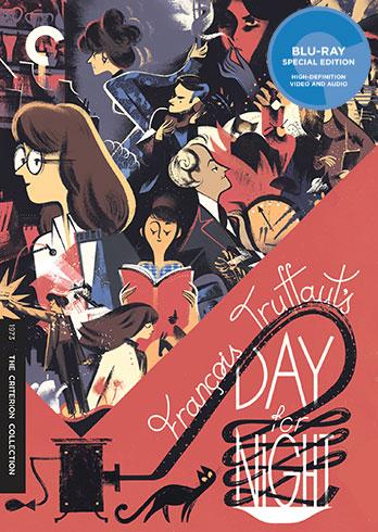 Buy Day for Night (Blu-ray)