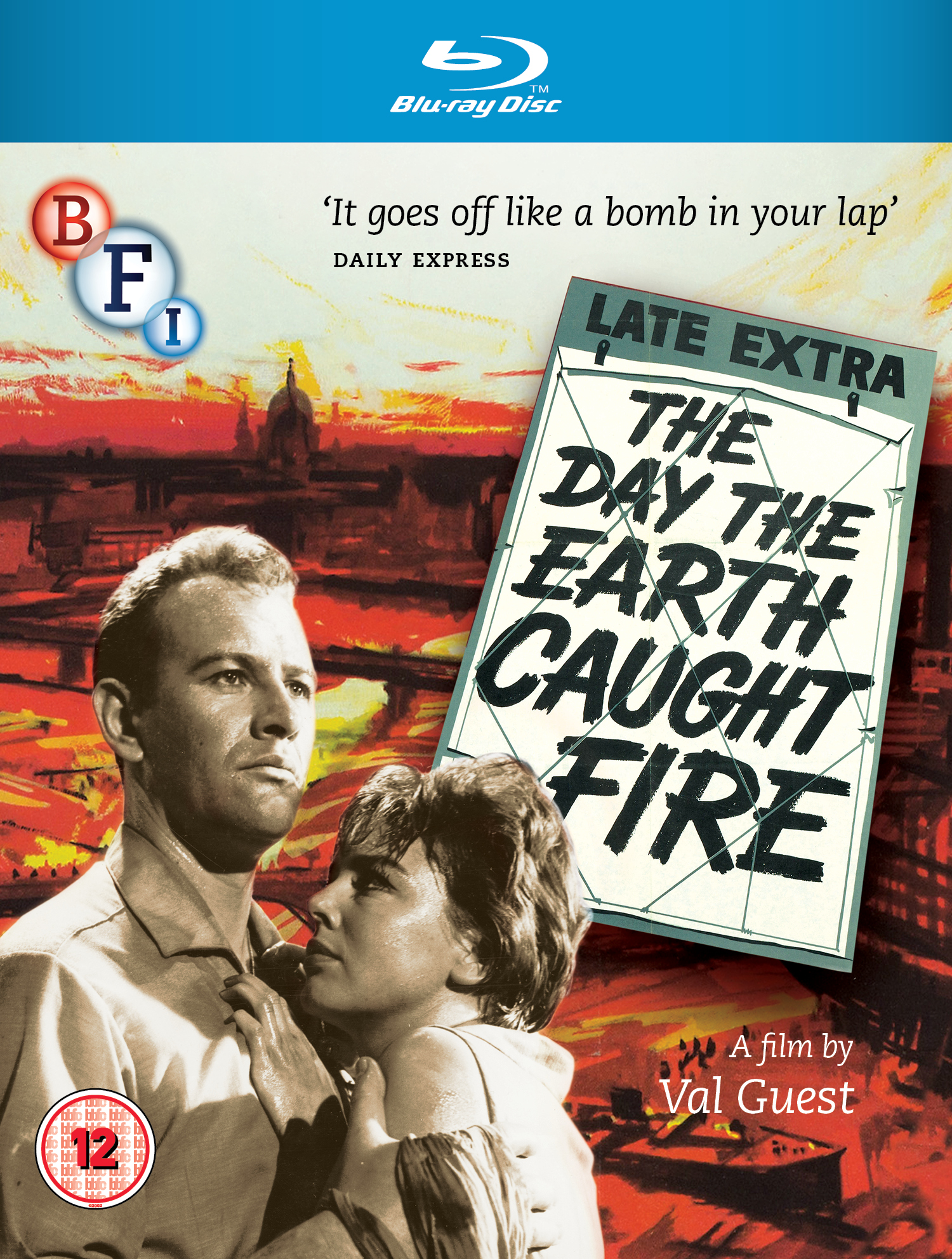 Buy The Day the Earth Caught Fire (Blu-ray)