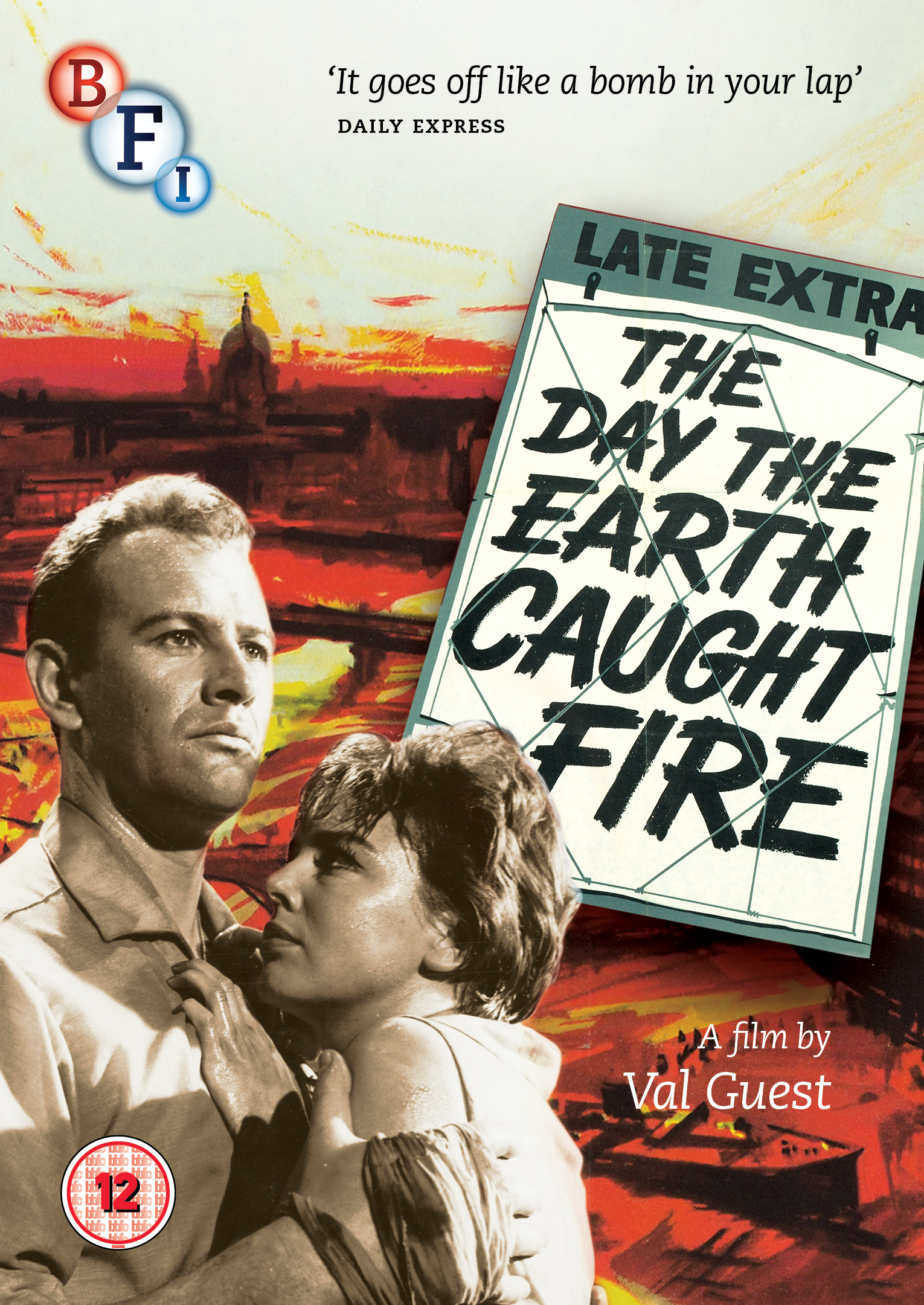 Buy Day the Earth Caught Fire, The (DVD)