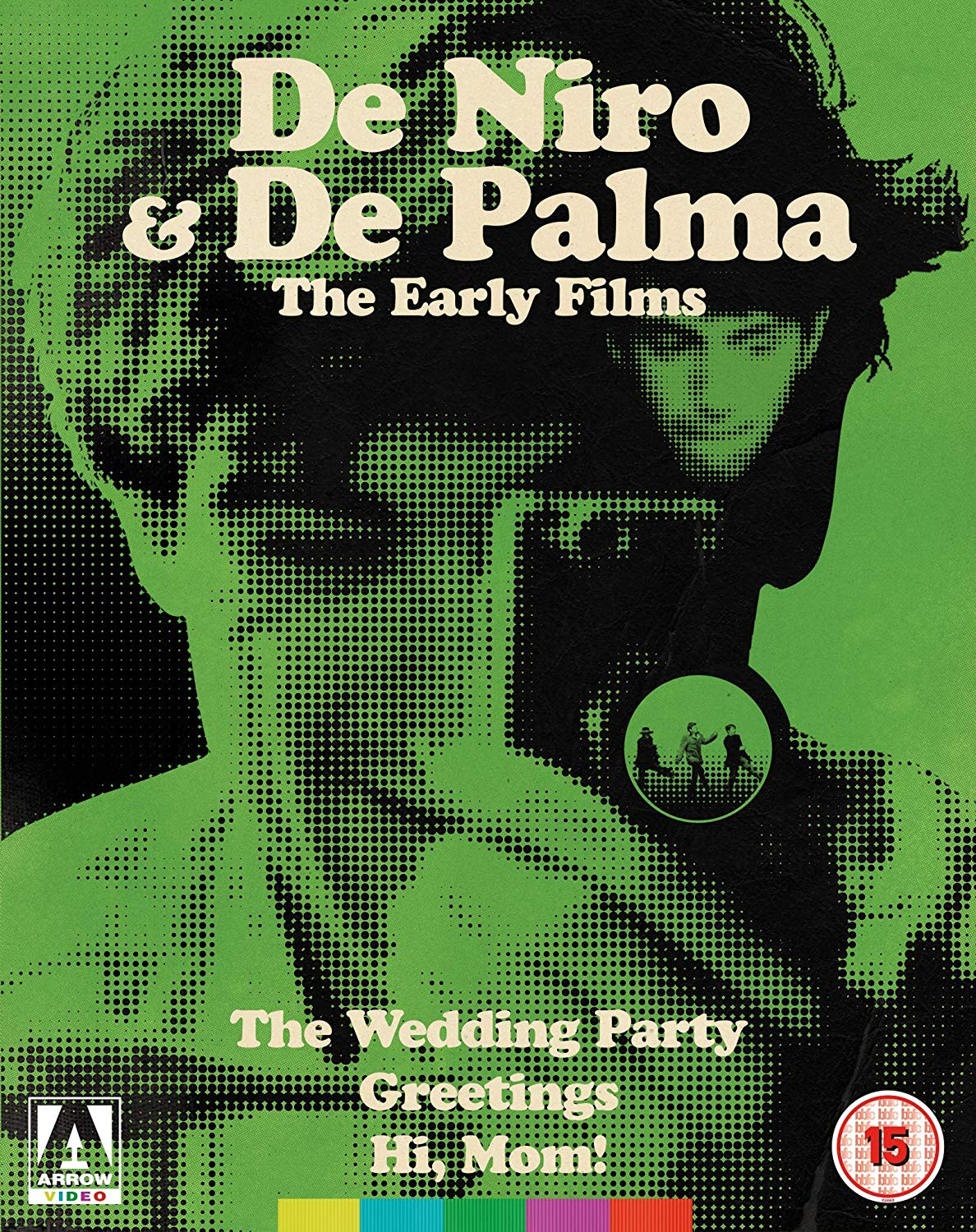 Buy De Palma & De Niro: The Early Films (Limited Edition Blu-ray Box Set)