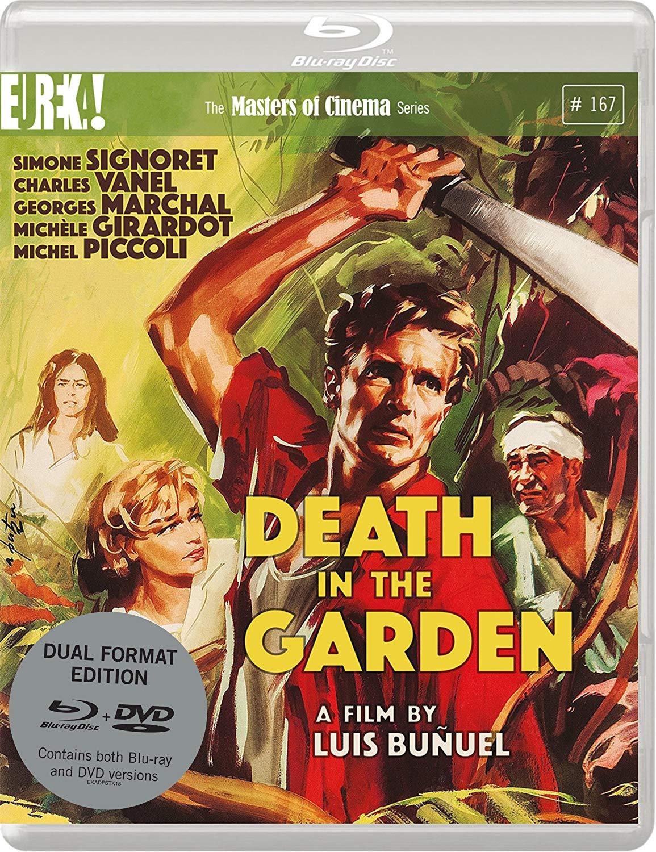 Buy Death in the Garden (Dual Format Edition)