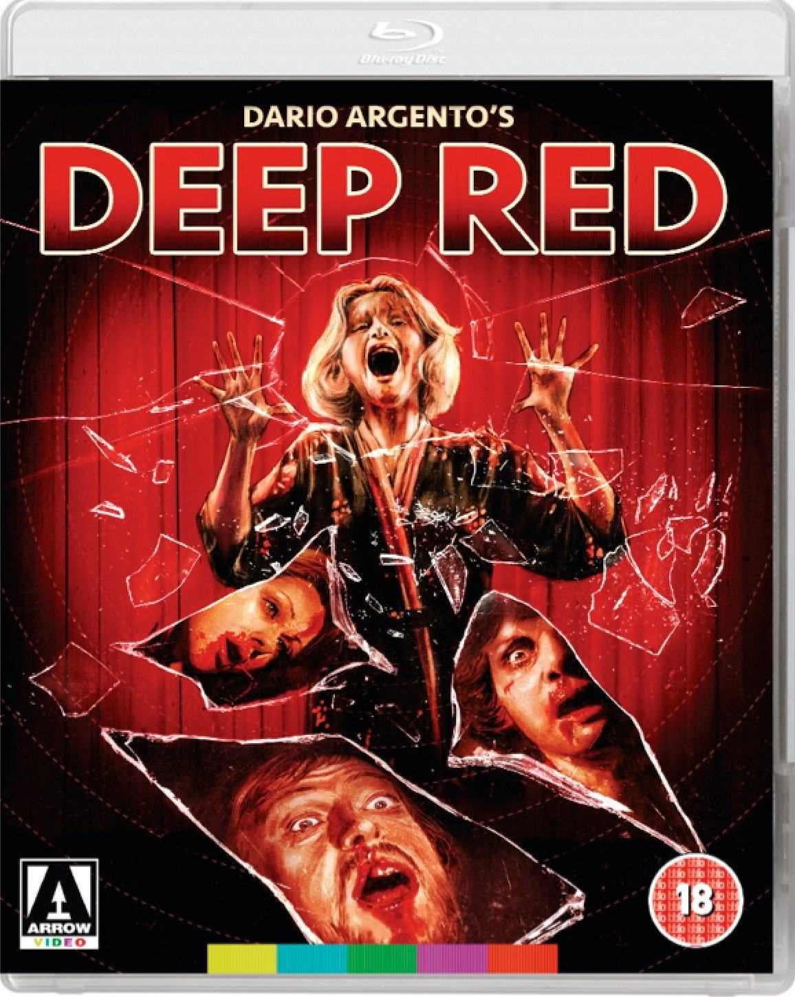 Buy Deep Red