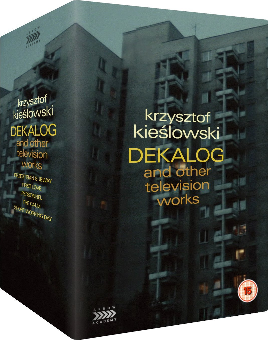 Buy Dekalog and Other Television Works