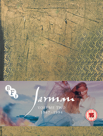 Buy PRE-ORDER Jarman Volume 2:  1987-1994 (Blu-ray Box Set)