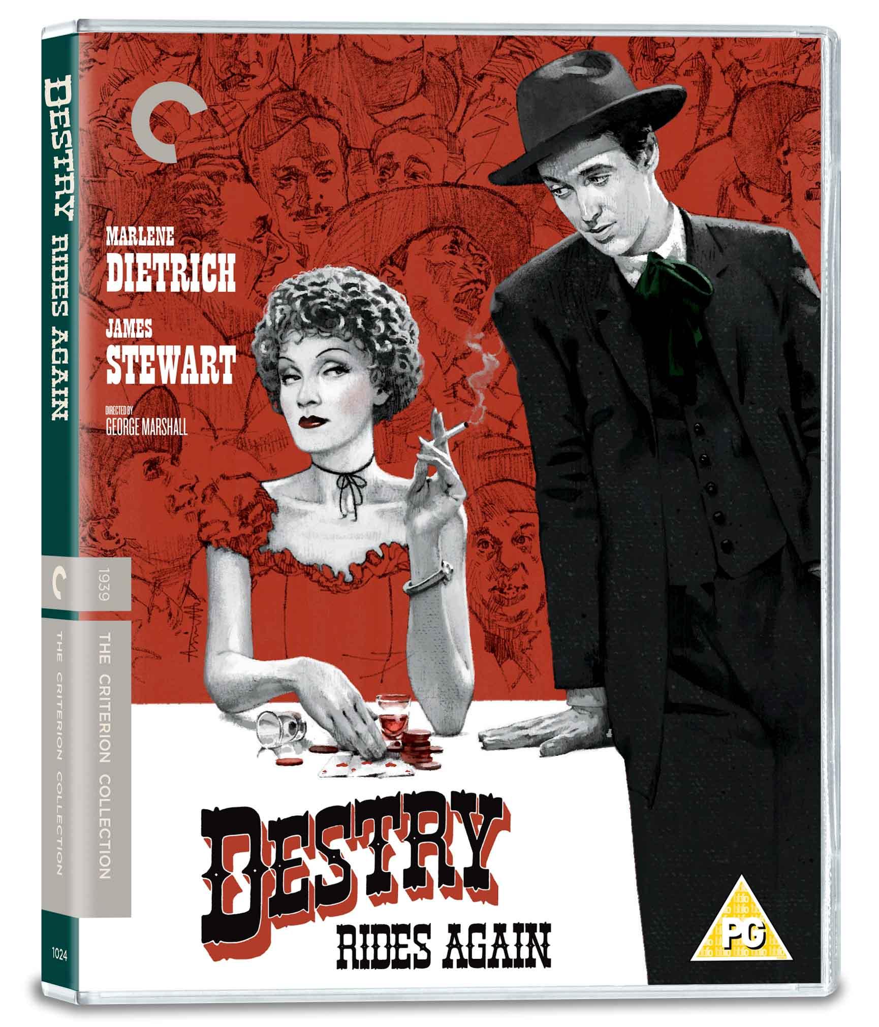 Buy Destry Rides Again (Blu-ray)