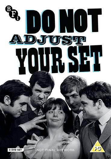 Buy PRE-ORDER Do Not Adjust Your Set (3-Disc DVD Set)