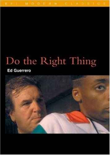 Buy Do the Right Thing: BFI Film Classics
