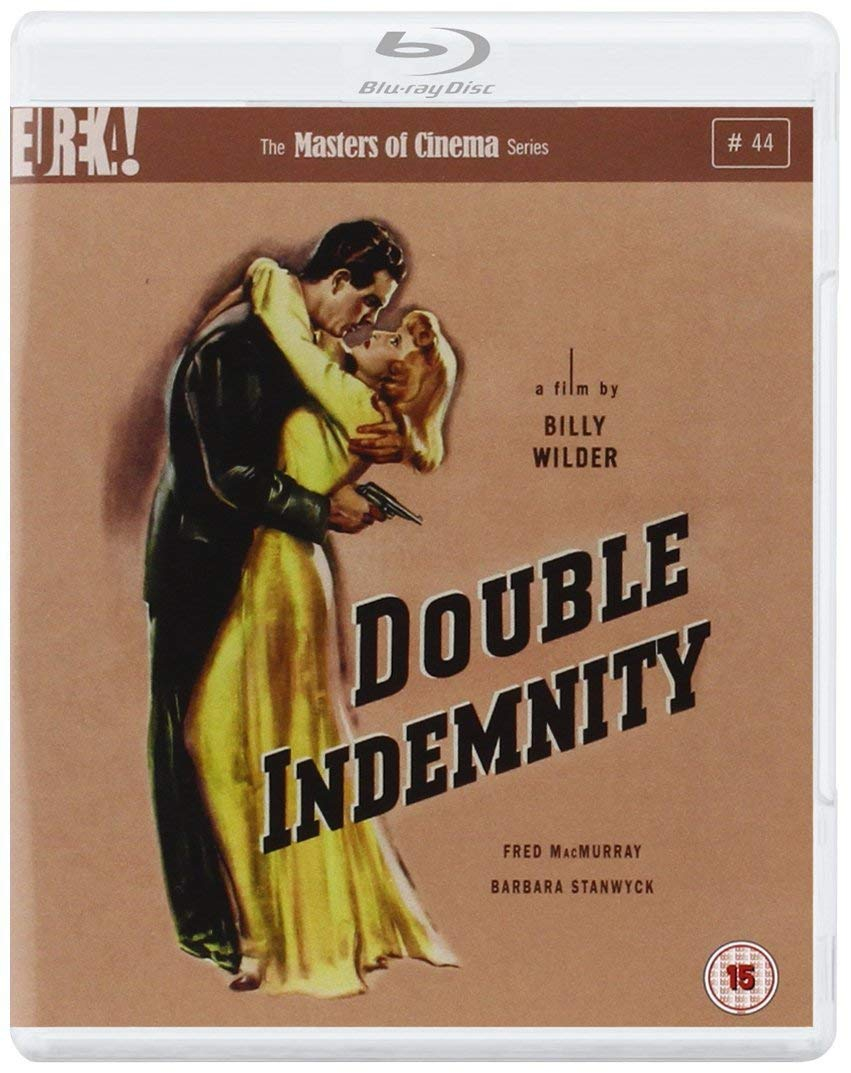 Buy Double Indemnity (Blu-ray)
