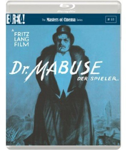 Buy Dr. Mabuse, the Gambler (Blu-ray)