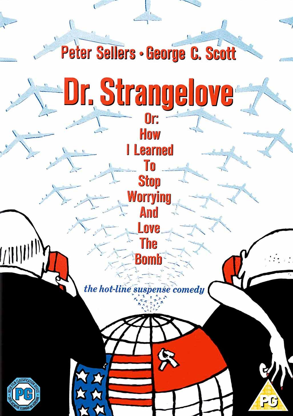 Buy Dr. Strangelove, or: How I Learned to Stop Worrying and Love the Bomb