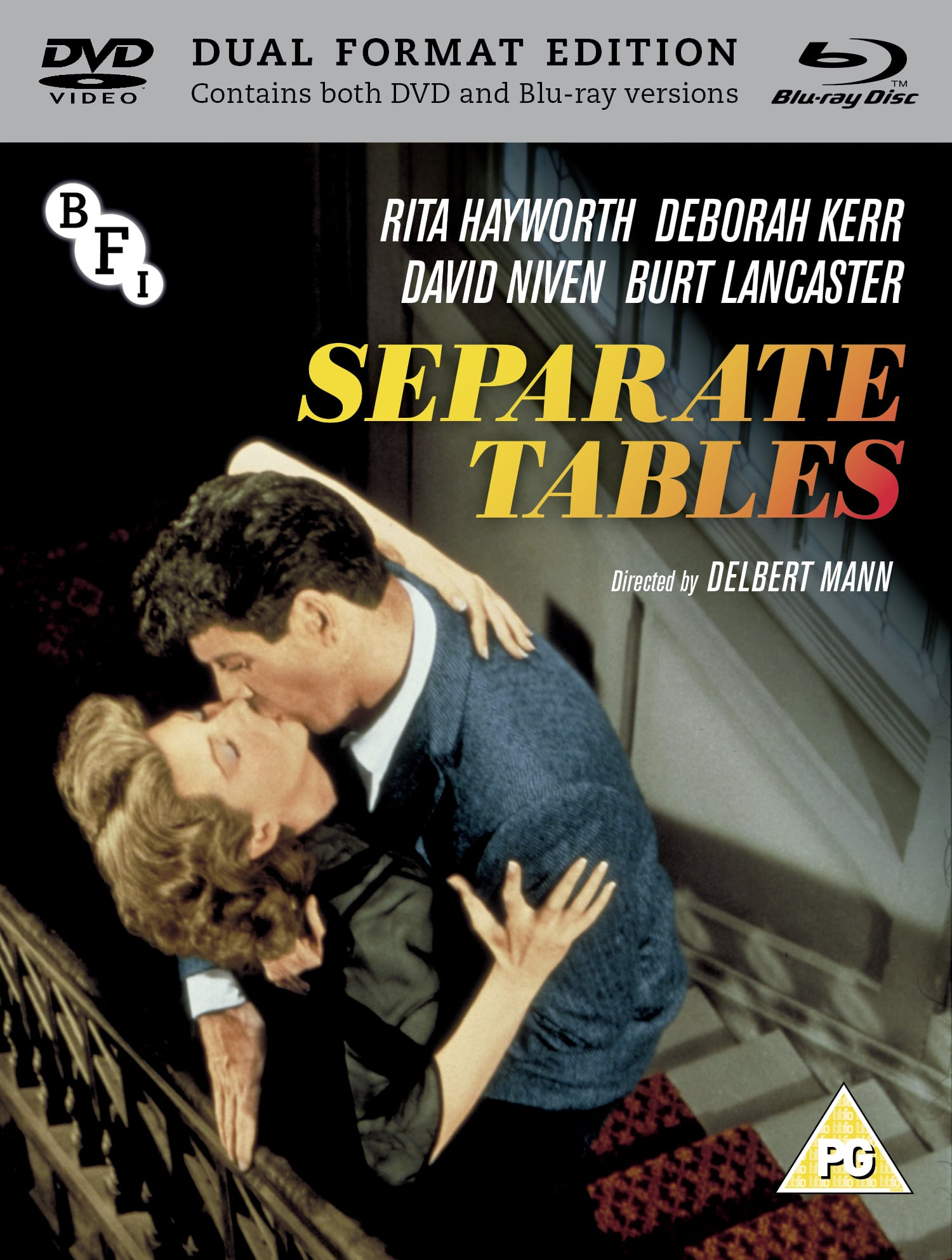 Buy Separate Tables (Dual Format Edition)