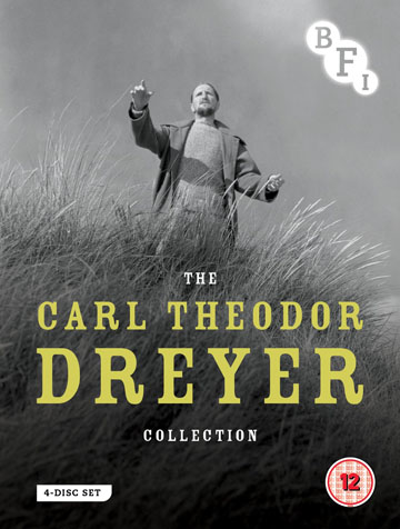 Buy The Carl Theodor Dreyer Collection