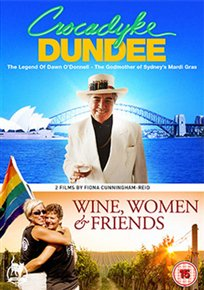 Buy Crocadyke Dundee/Wine, Women and Friends