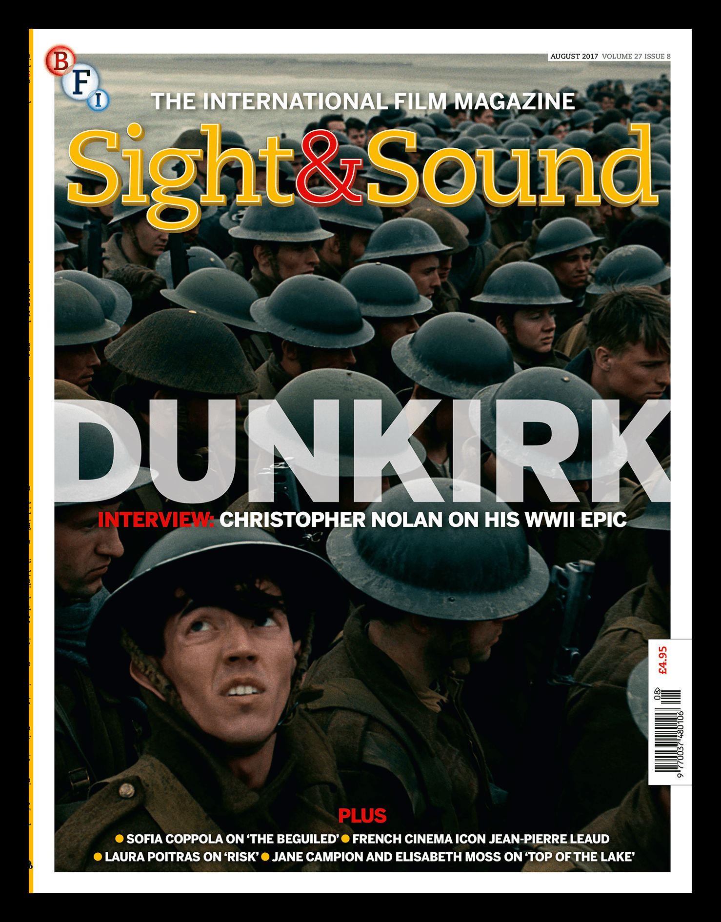 Buy  Sight & Sound August 2017