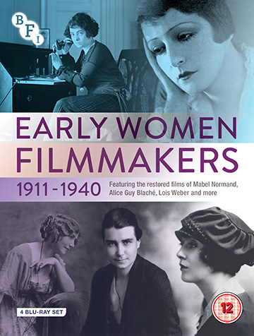 Buy Early Women Filmmakers Collection (4 Blu-ray Set)