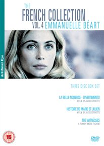 Buy The French Collection Vol.4: Emmanuelle Béart