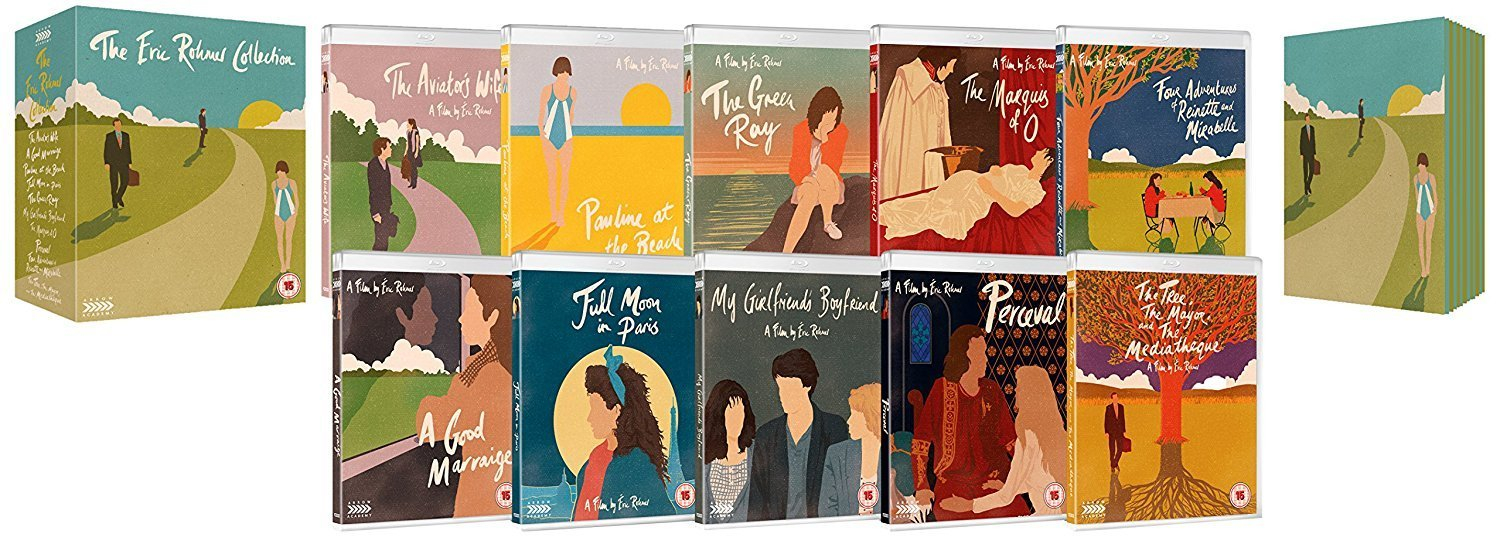 Buy The Éric Rohmer Collection