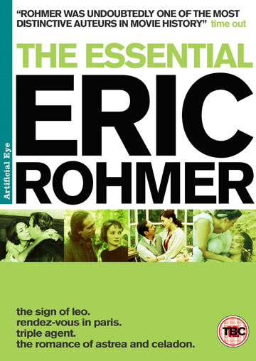 Buy Essential Eric Rohmer, The