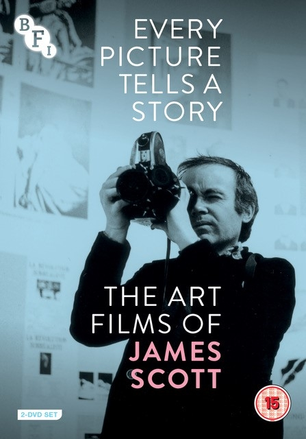 Buy Every Picture Tells a Story - The Art Films of James Scott