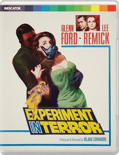 Buy Experiment in Terror (Dual Format Edition)