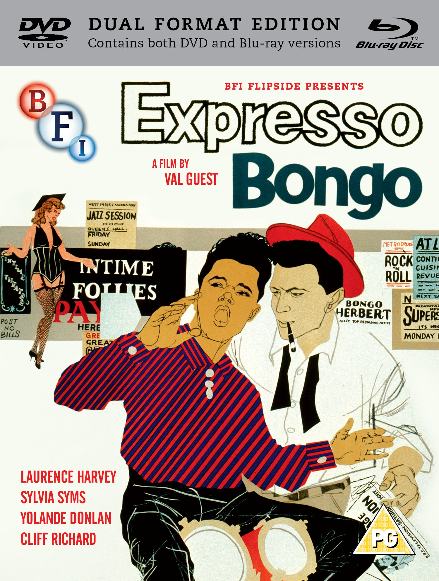 Buy Expresso Bongo (Flipside 031)  (Dual Format Edition)