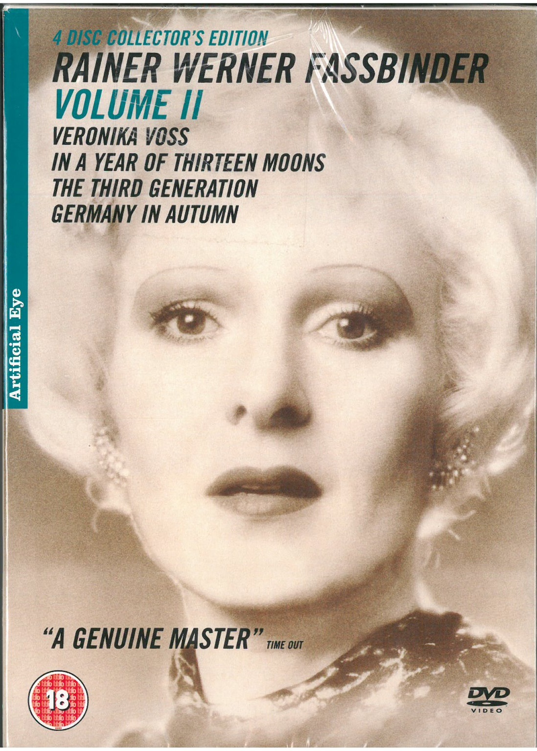 Buy Rainer Werner Fassbinder: Volume 2