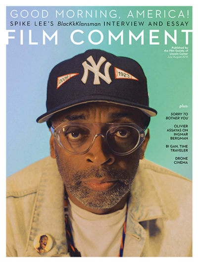 Buy Film Comment July - August 2018