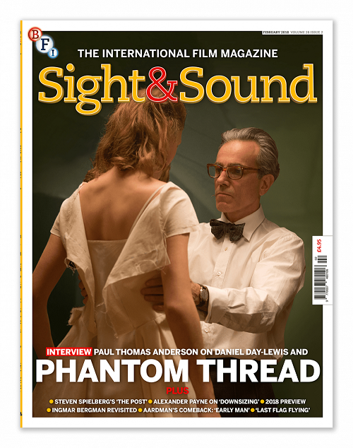 Buy Sight & Sound February 2018