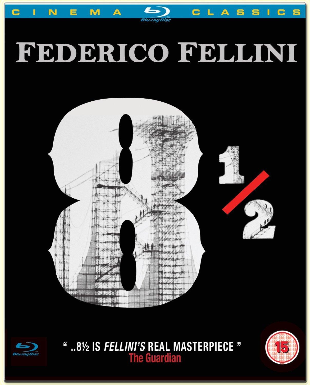 Buy Fellini's 8 1/2 (Blu-ray)