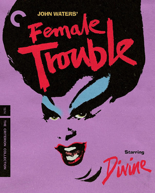 Buy PRE-ORDER Female Trouble (Blu-ray)