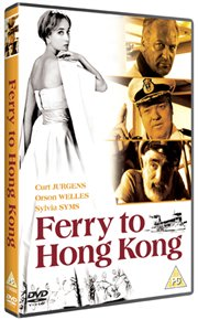 Buy Ferry to Hong Kong