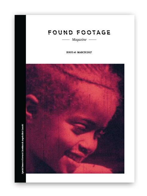 Buy Found Footage Magazine: Issue 3 -Special on Angela Ricci Lucchi & Yervant Gianikian