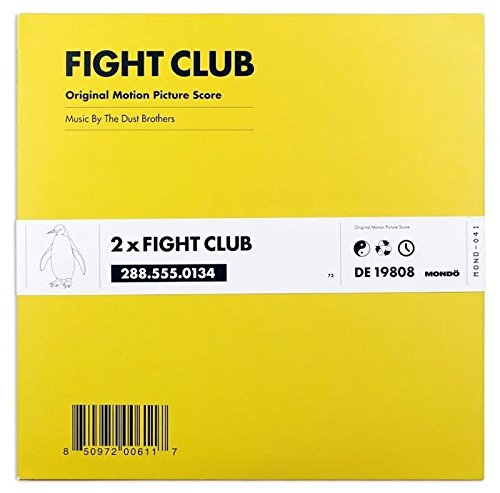 Buy Fight Club - Original Motion Picture Soundtrack (VINYL)