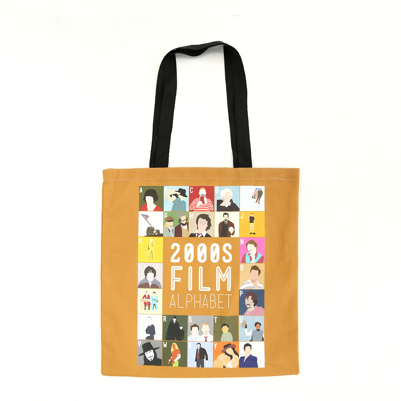 Buy Film Alphabet Tote Bag: 2000s