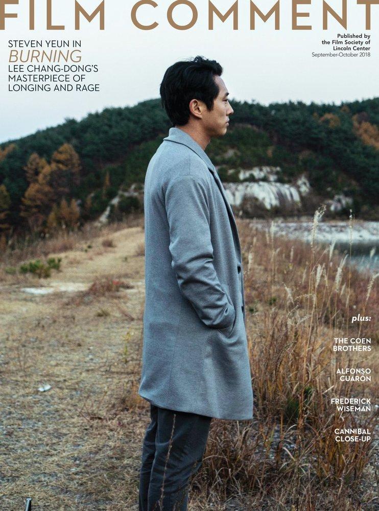 Buy Film Comment September / October 2018