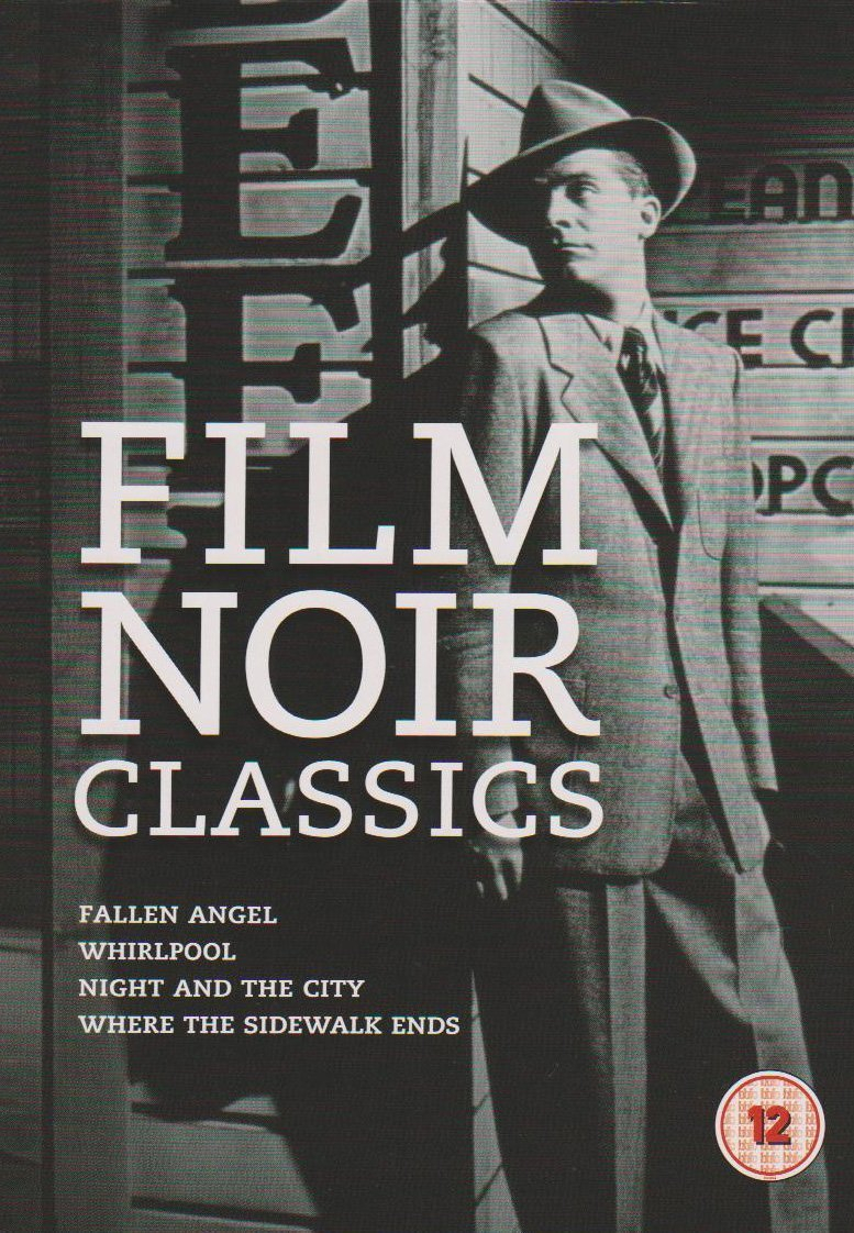 Buy Film Noir Classics (4 DVD Box Set)