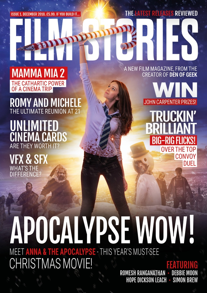 Buy Film Stories Magazine Issue 1