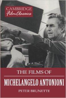 Buy The Films of Michelangelo Antonioni