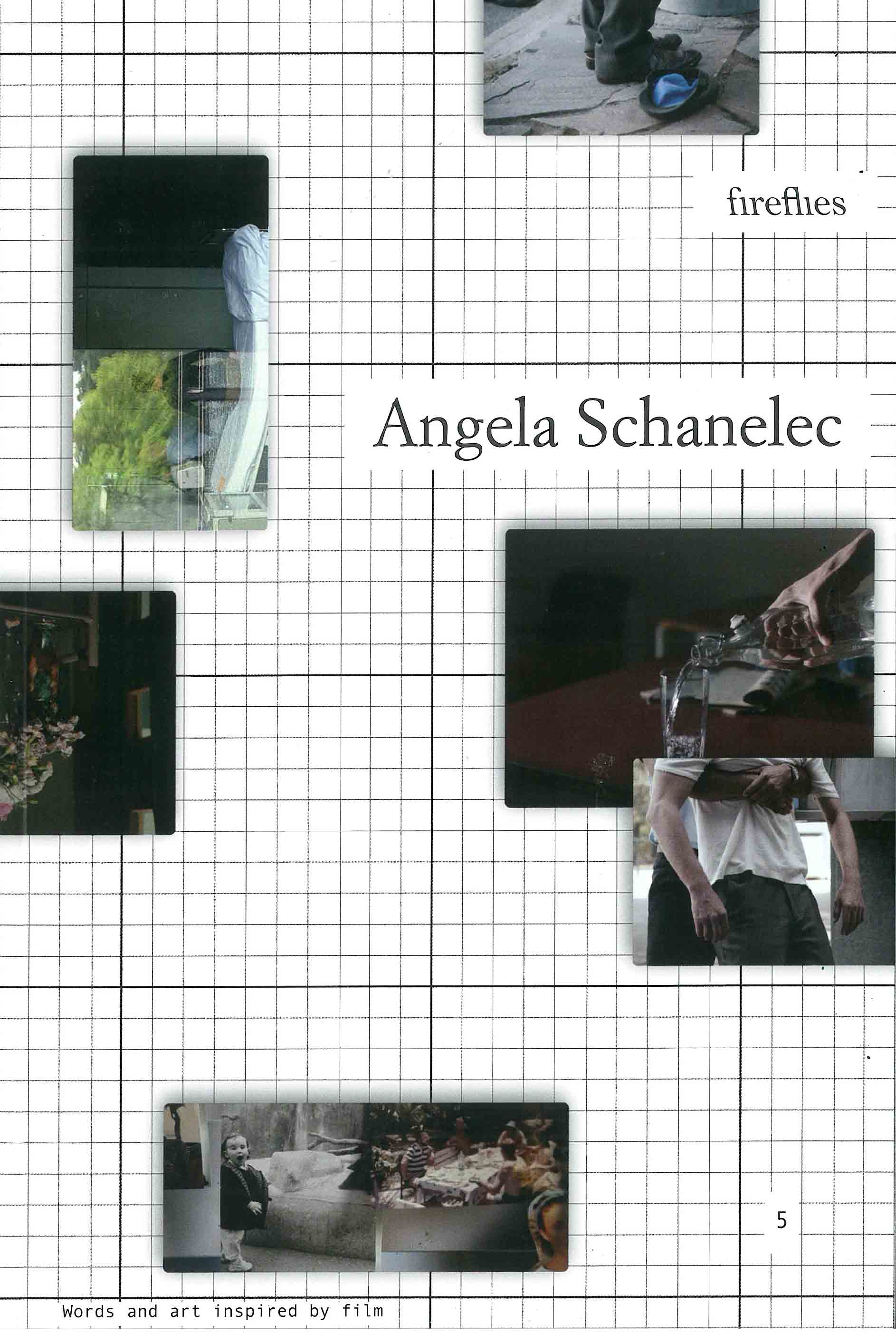 Buy Fireflies Issue 5 - Agnès Varda / Angela Schanelec