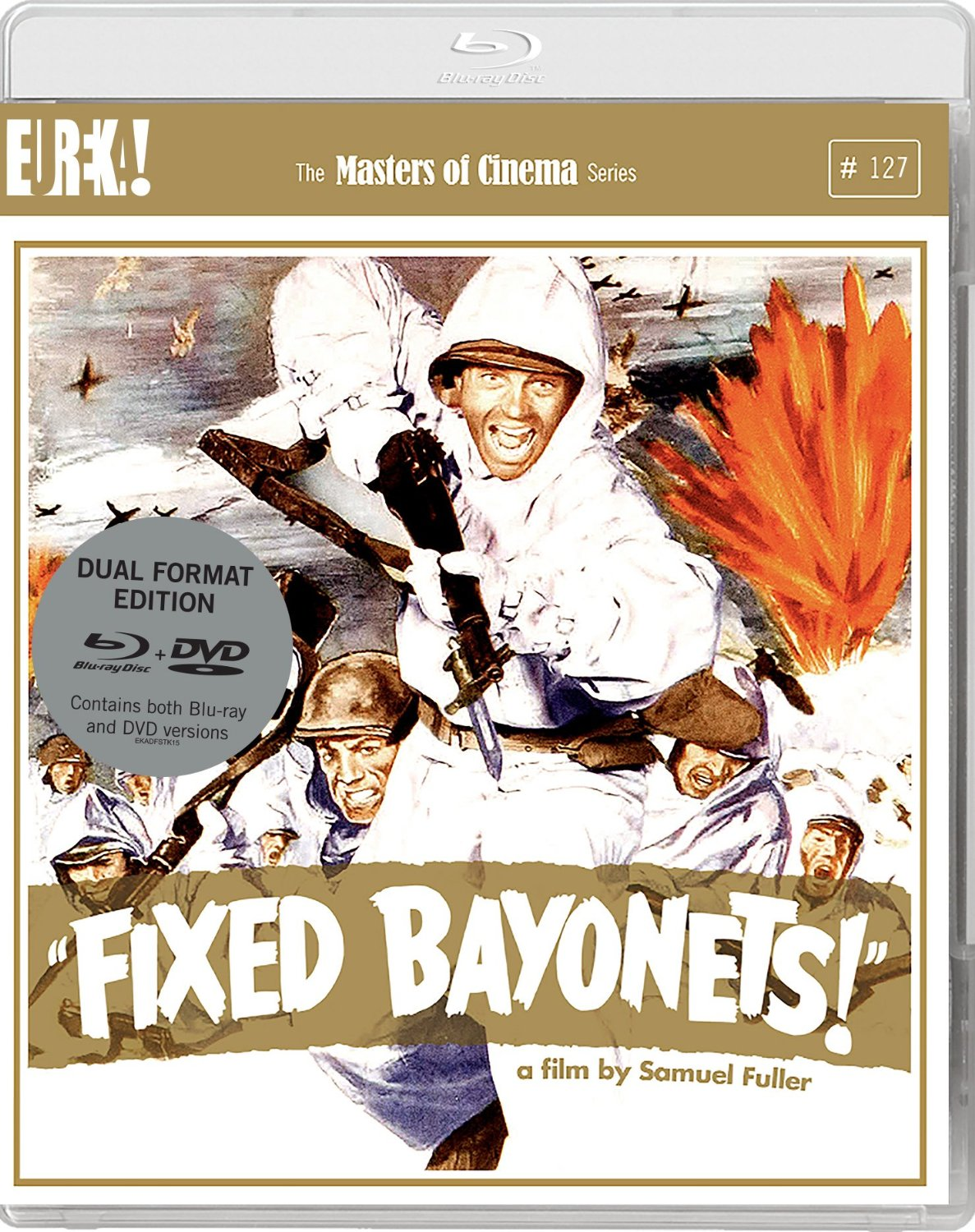 Buy Fixed Bayonets!